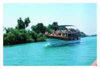 Enjoy Manavgat River by Boat