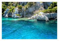 Mediterranean Delights - Antalya, Shopping & Waterfalls