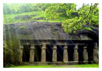 The Caves of Elephanta